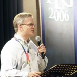 Doug Birdsall at the 2006 Younger Leaders Gathering